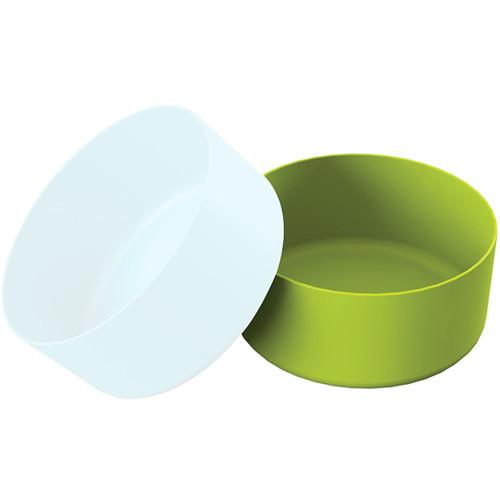MSR  Deep Dish Plate (Green, Medium) 6593
