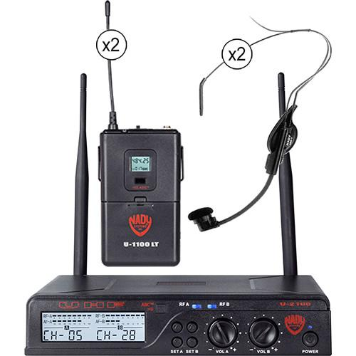 Nady U-2100 Unidirectional UHF Wireless System U-2100 / HM-1