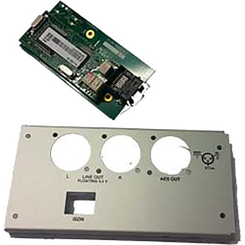 Nagra ISDN Option with Audio Compression for Nagra 7119186000