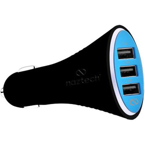 Naztech Turbo T3 USB Car Charger (with Micro-USB cable) 13132