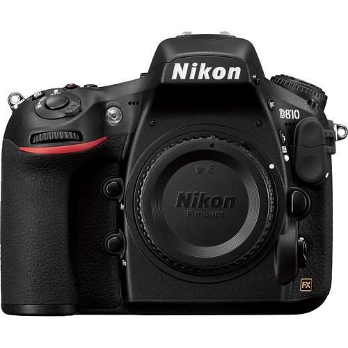 Nikon  D810 DSLR Camera Body Deluxe Kit