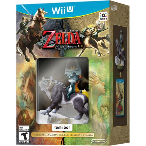 Nintendo Legend of Zelda: Twilight Princess HD (Wii U) WUPRAZAE