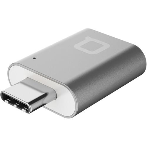 nonda USB Type-C to USB 3.0 Type-A Mini Adapter MI22SGRN