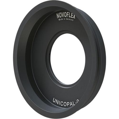 Novoflex Copal #0 Lens to Castbal T/S Bellows UNICOPAL-0