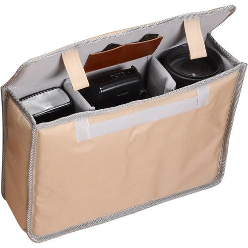 Oberwerth Munchen Photo Bag Insert (Beige) M-I-CB 214