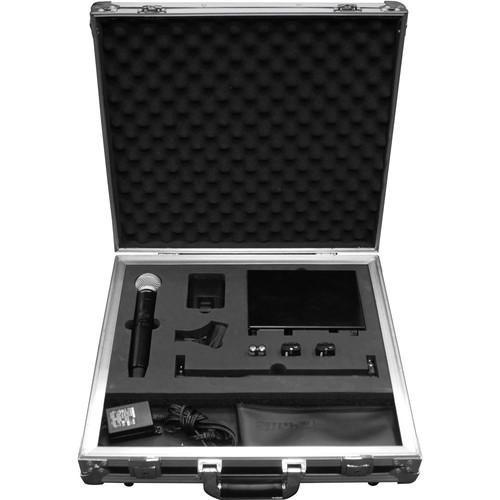 Odyssey Innovative Designs FZSHQLXD1 Flight Zone Case FZSHQLXD1