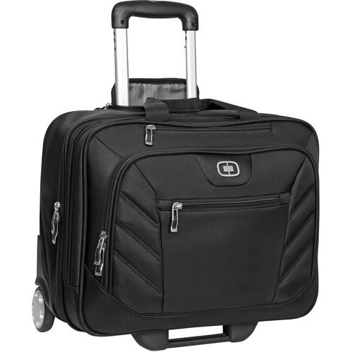 OGIO RBC Rolling Laptop Case (Black, 1600 cu. in.) 117055.03