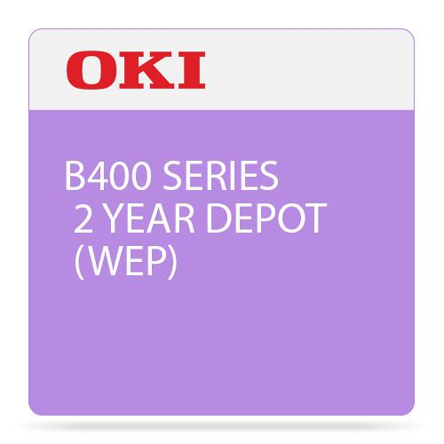 OKI 2-Year Depot Warranty Extension License for B400 38004802