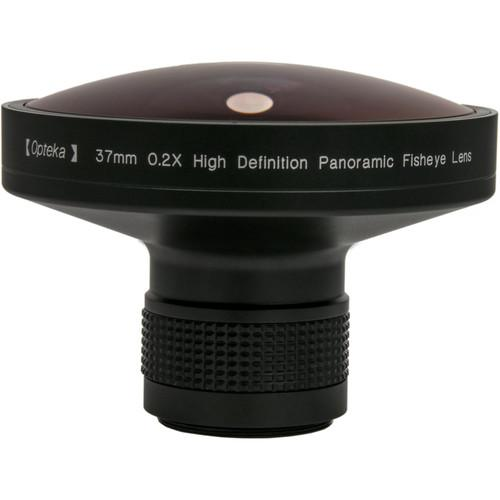 Opteka Platinum Series 0.2X 37mm HD Panoramic Vortex OPT02VF