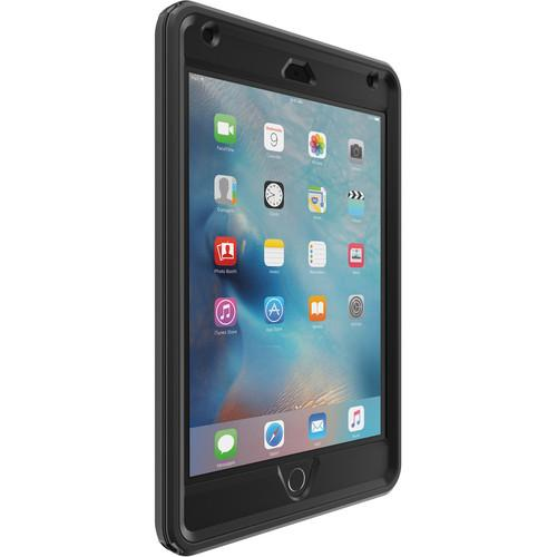 Otter Box iPad mini 4 Defender Series Case (Black) 77-52771
