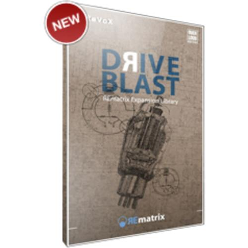 Overloud Drive Blast - Expansion Library for REmatrix OLDL-DBST