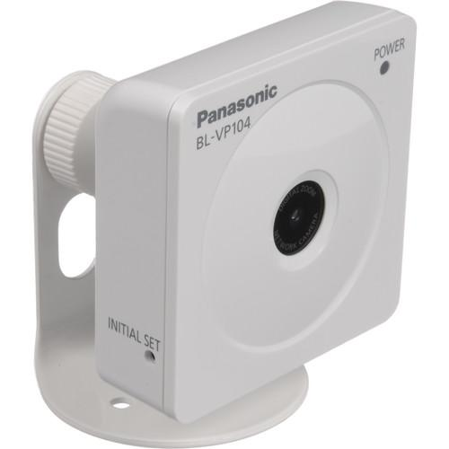 Panasonic 4 720p Day/Night Box Cameras and 2TB NAS Server