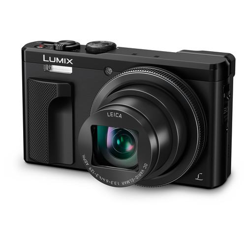 Panasonic DMC-ZS60 Lumix Digital Camera (ZS60 Black)