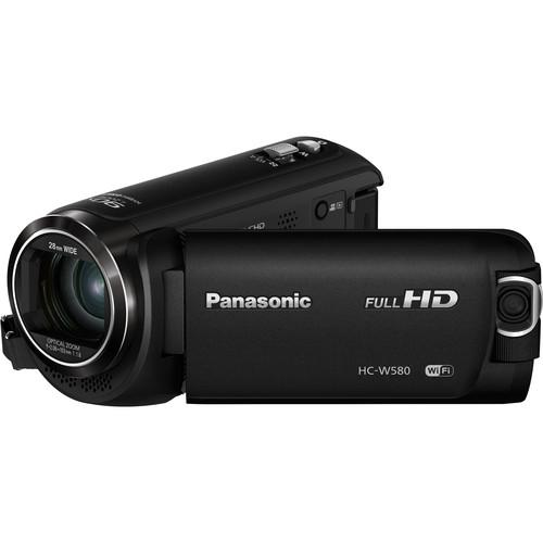 Panasonic HC-W580K Full HD Camcorder with Twin Camera HC-W580K