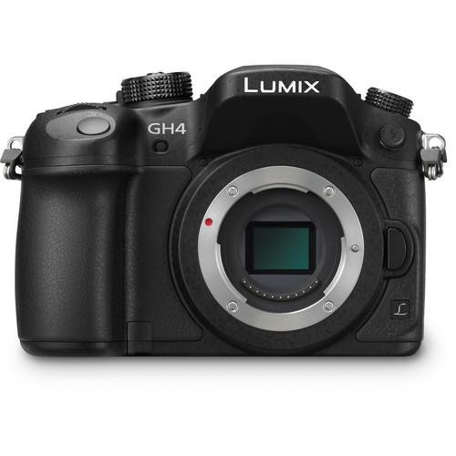 Panasonic Lumix DMC-GH4 Mirrorless Micro Four Thirds Digital