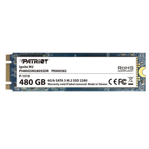 Patriot Ignite M.2 Solid State Drive (240GB) PI240GSM280SSDR