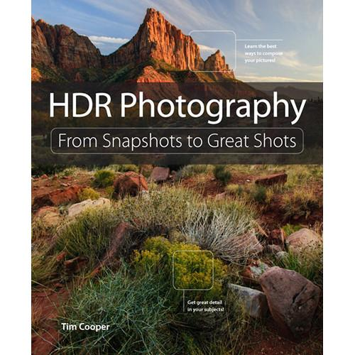 Peachpit Press Book: HDR Photography: From 9780134180281