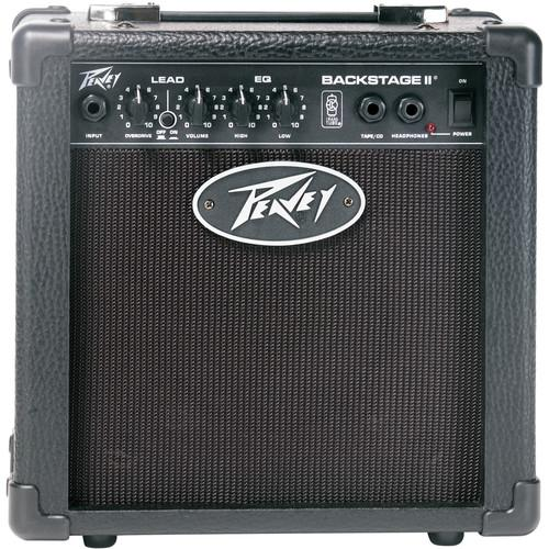 Peavey Backstage II Amp & Essentials for Electric Guitar