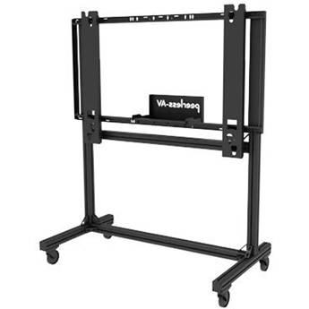 Peerless-AV Flat Panel Floor Cart for Panasonic PANA-C84103