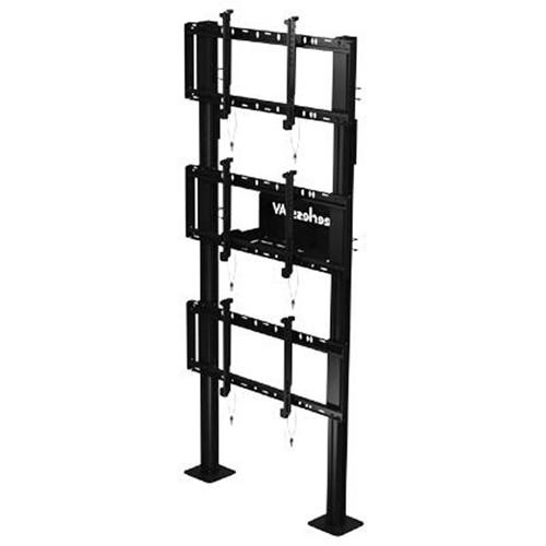 Peerless-AV Modular Video Wall Pedestal Mount for 46 DS-S560-1X3