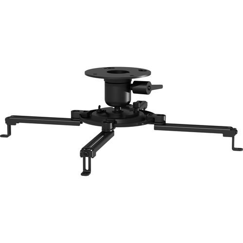Peerless-AV SmartMount Projector Mount (Flush, Black) PJF3-UNV