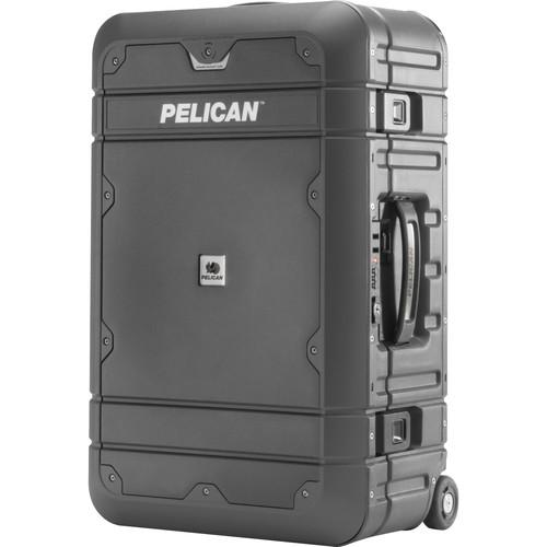 Pelican BA22 Elite Carry-On Luggage LG-BA22-GRYBLK