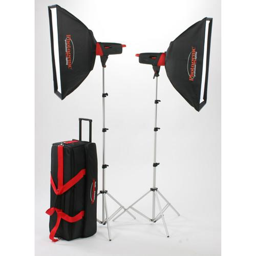 Photogenic Matrix MCD400R 400Ws Monolight 2-Light Kit 907005