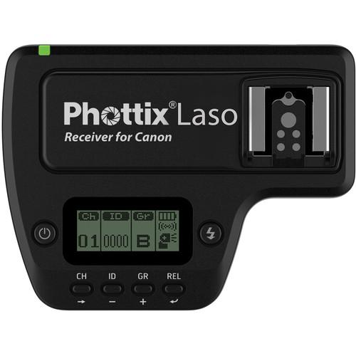 Phottix Laso TTL Flash Trigger Receiver for Canon PH89091