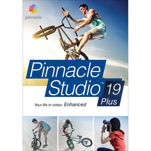 Pinnacle Studio 19 Plus for Windows (Download) ESDPNST19PLML