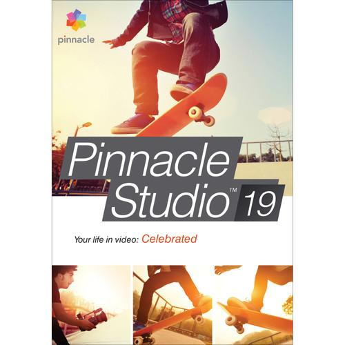 Pinnacle Studio 19 Standard for Windows (Download) ESDPNST19STML