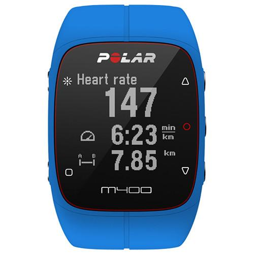 Polar  M400 Sports Watch (Blue) 90057183