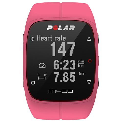 Polar M400 Sports Watch with GPS & Heart Rate 90057191