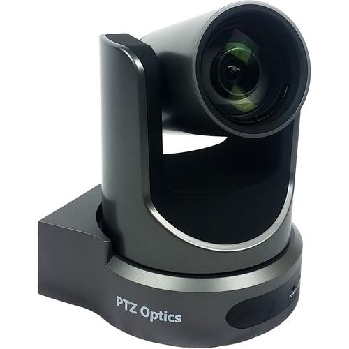PTZOptics 12x-USB Video Conferencing Camera (Gray) PT12X-USB-GY