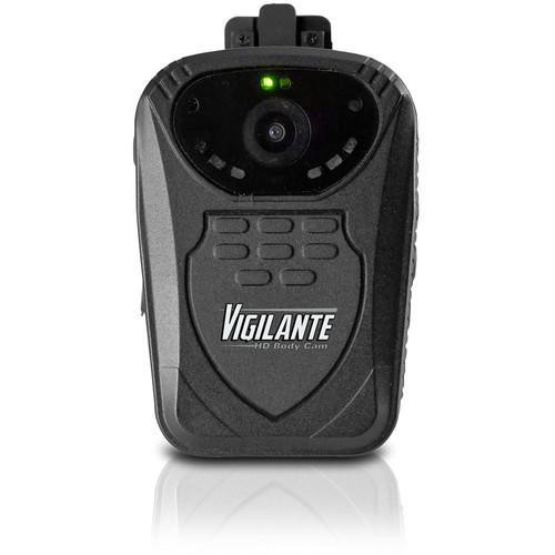 PYLE-SPORTS Vigilante Compact Action Body Camera PPBCM10