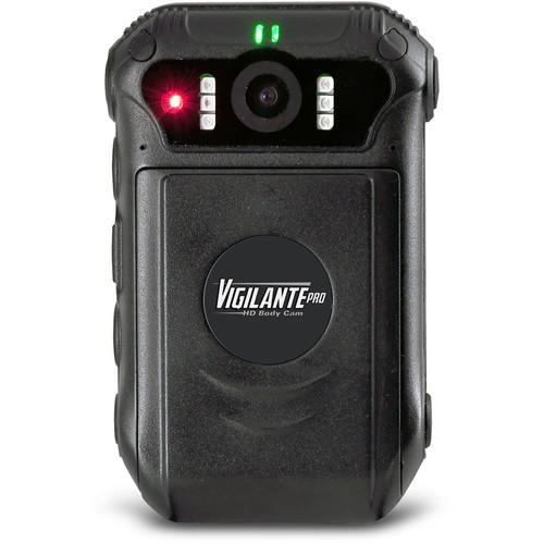 PYLE-SPORTS Vigilante Pro Compact Action Body Camera PPBCM16