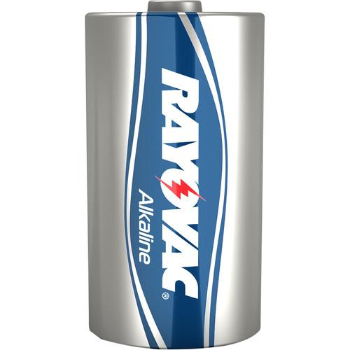 RAYOVAC  D Alkaline Battery (105-Pack) 813 BULK