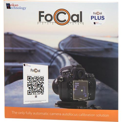 Reikan FoCal  2.0 Plus Lens Calibration 98001