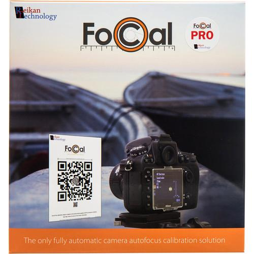 Reikan FoCal FoCal 2.0 Pro Lens Calibration 98000