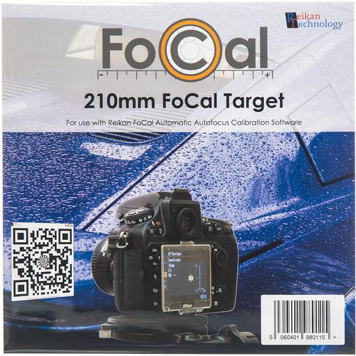 Reikan FoCal FoCal Large Hard Target (210mm) 98011