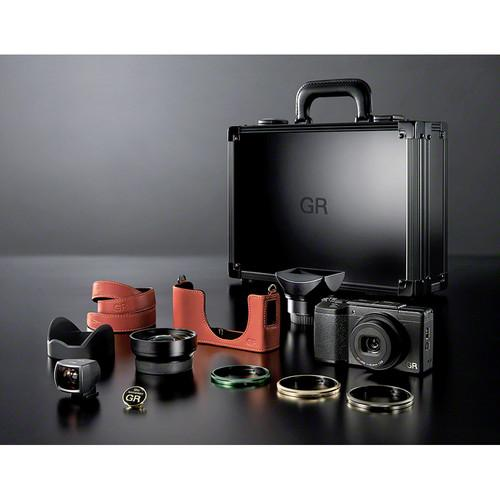 Ricoh  GR II Digital Camera Premium Kit 175863