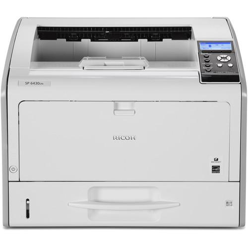 Ricoh  SP 6430DN Monochrome LED Printer 407482