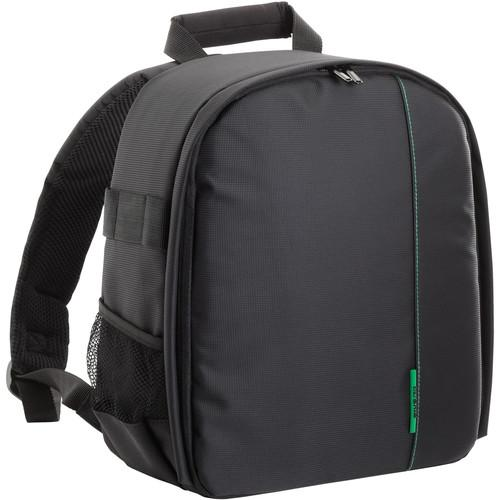 RIVACASE Green Mantis Series SLR Backpack (Black) 7460BLCK