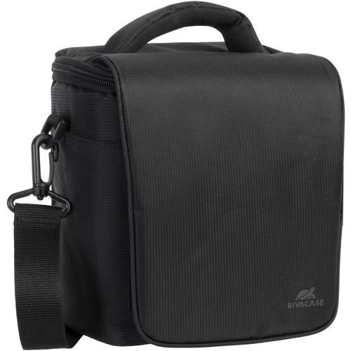 RIVACASE SLR Camera Bag for DSLR Camera Body 7302BLCK