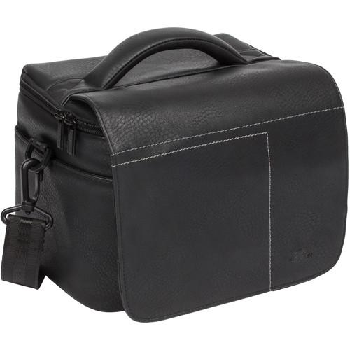 RIVACASE  SLR Case Large (Black) 7613BKLG