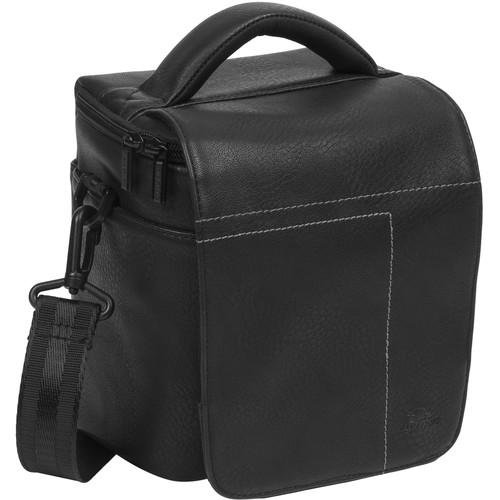 RIVACASE  SLR Small Case (Black) 7612BKSM