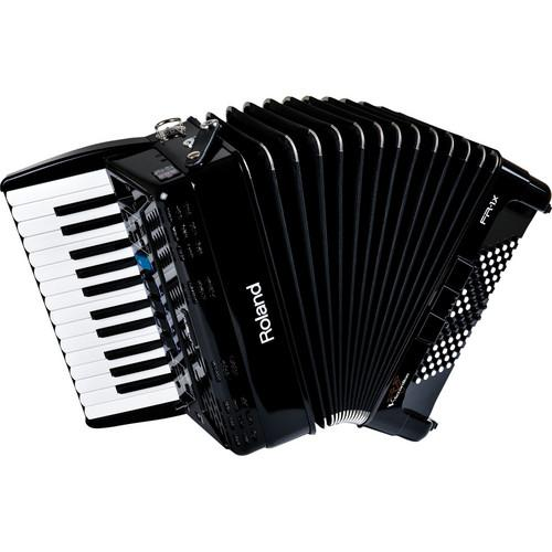 Roland  FR-1x V-Accordion (Black) FR-1X-BK