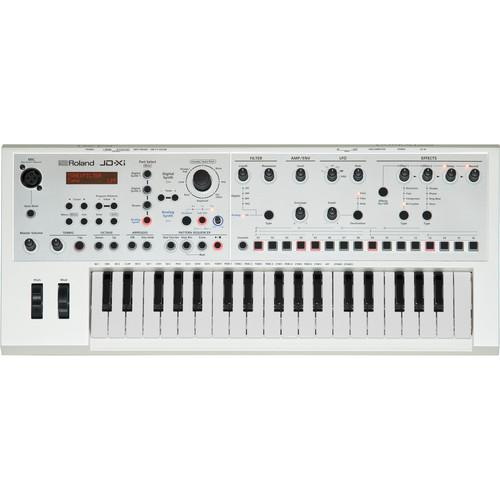 Roland JD-Xi Analog/Digital Synthesizer (White) JD-XI-WH