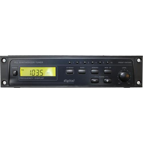 Rolls HR78X Digital AM/FM Tuner with XLR Output HR78X