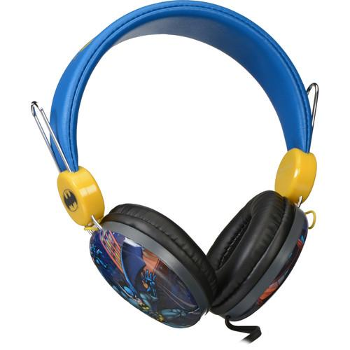 Sakar  Batman Headphones HP1-01082