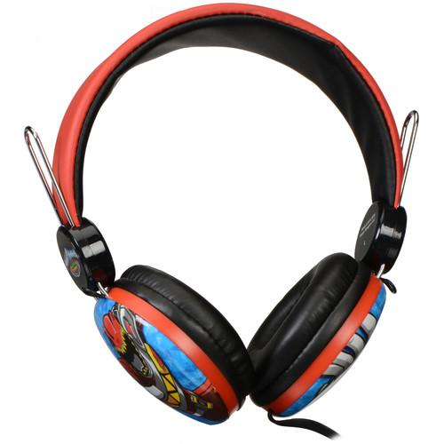 Sakar  Power Rangers Headphones HP1-01032